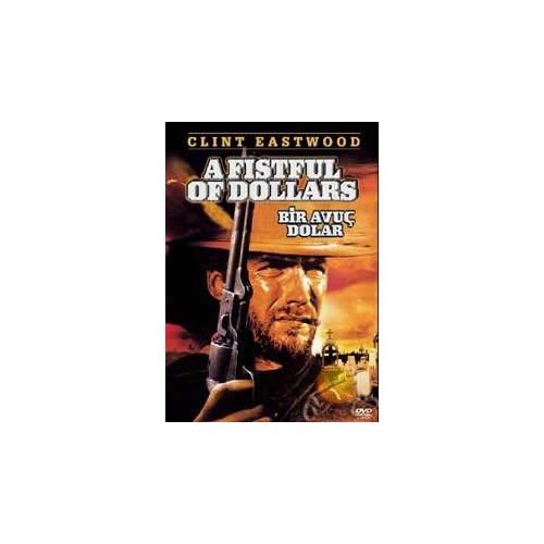 A Fistful Of Dollars (Bir Avuç Dolar) ( DVD )