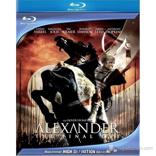 Alexander (Büyük İskender) (Blu-Ray Disc)
