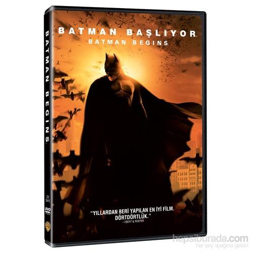 Batman Begıns (Batman Başlıyor) (Tek Diskli) ( DVD )
