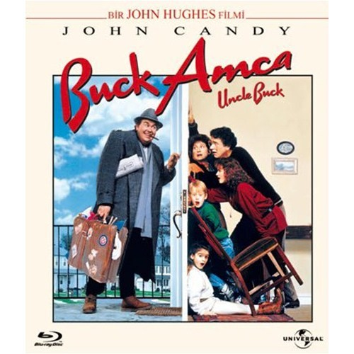 Uncle Buck (Buck Amca) (Blu-Ray Disc)