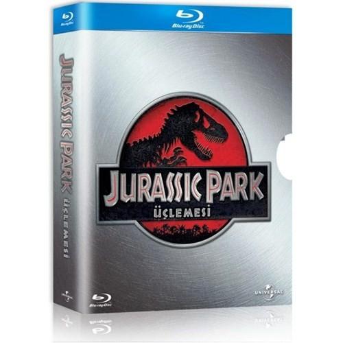 Jurassic Park Üçleme (Blu-Ray Disc)