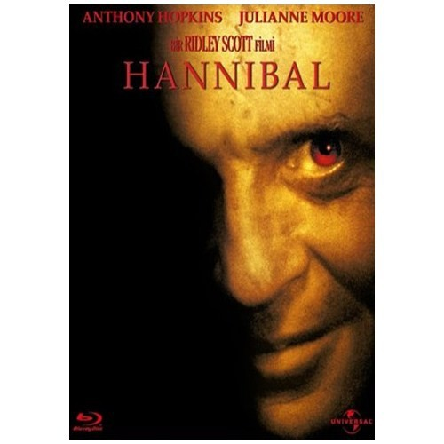 Hannibal (Blu-Ray Disc)