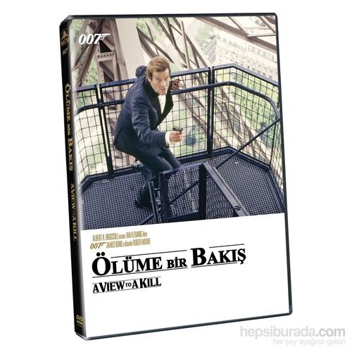 007 James Bond - A View To A Kill - Ölüme Bir Bakış (SERİ 14) ( DVD )