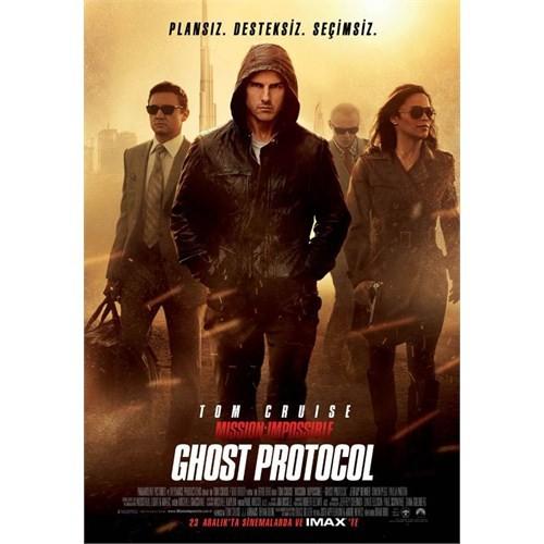 Görevimiz Tehlike 4 (Mission: Impossible - Ghost Protocol)