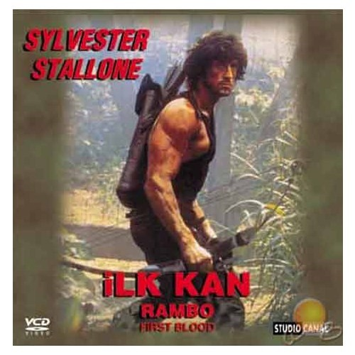 İlk Kan (First Blood) ( VCD )