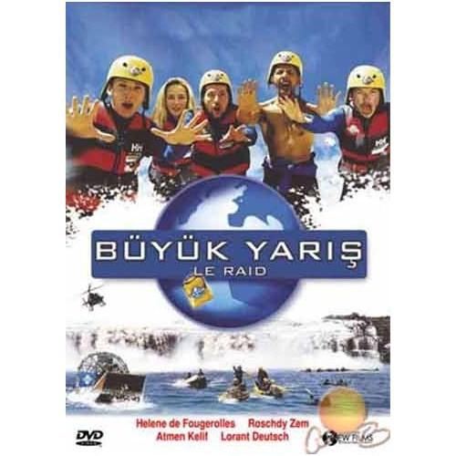 Le Raid (Büyük Yarış) ( DVD )
