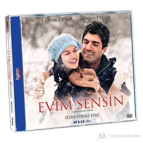 Evim Sensin (VCD) (2 Disk)