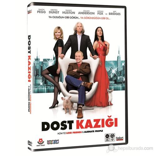 How to Lose Friends And Alienate People (Dost Kazığı) (DVD)