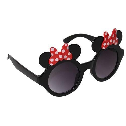 Siyah Renk Fare Kız Gözlüğü