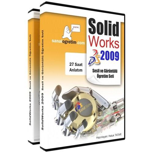 Solidworks 2009 Seti (2 DVD - 20 Saat Anlatım)
