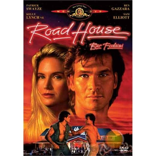 Road House (Bar Fedaisi) ( DVD )