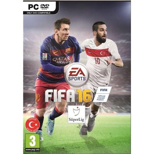 Fifa 16 PC (Türkçe Metin Çevirisi Vardır)