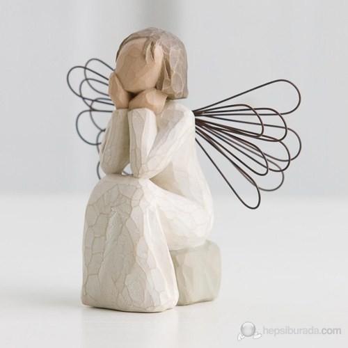 Willow Tree Angel Of Caring (İnsancıl Melek) Biblo