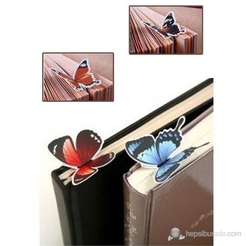 Kelebek Kitap Ayracı