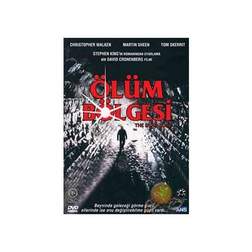The Dead Zone (Ölüm Bölgesi) ( DVD )