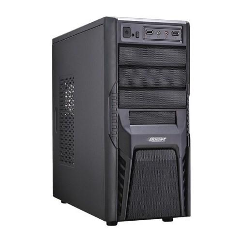 Boost VK-C003B 300W Meshed Panel Full Siyah ATX Kasa