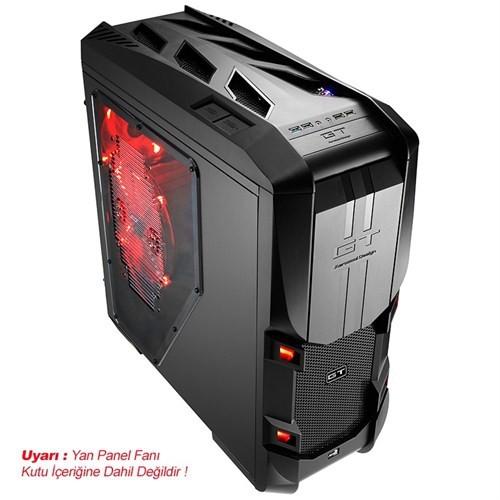 Aerocool GT-S BE 750W 4 x USB , 3 Fanlı,Full-Tower Siyah Kasa (AE-GTS-750)