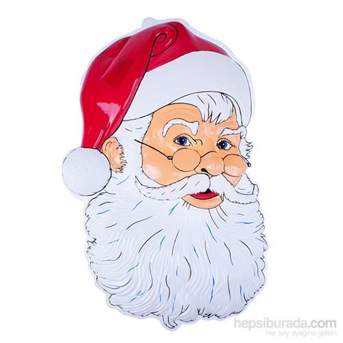 KullanAtMarket Noel Baba Kabartma Duvar Süsü