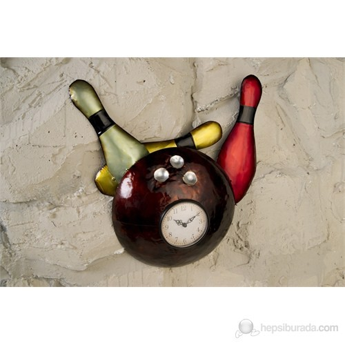 Fidex Home Dekoratif Pano Saat