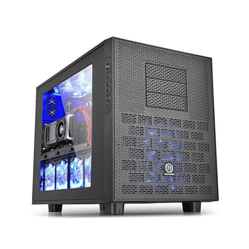 Thermaltake Core X9 E-ATX Full Modüler Pencereli Cube Kasa (CA-1D8-00F1WN-00)