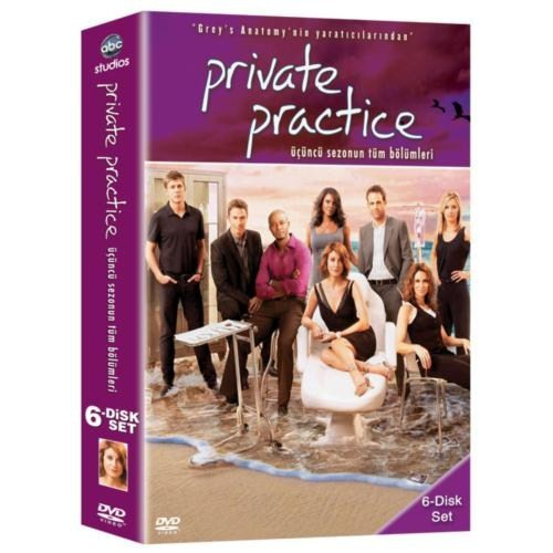 Private Practice Season 3 (6 Disc)