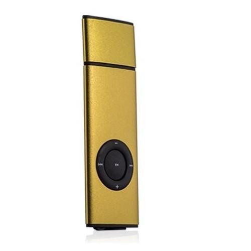 Goldmaster Slim4 4GB Altın MP3 Player