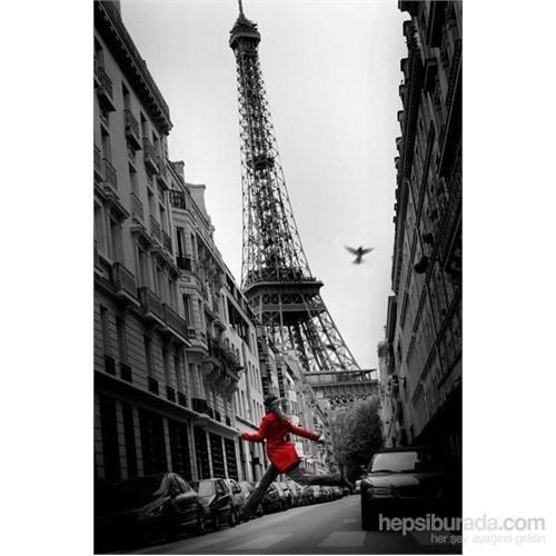 Paris Eiffel Mini Poster