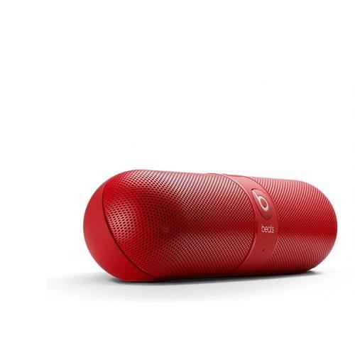 Beats By Dr. Dre New Pill, CT Bluetooth, NFC Hoparlör[Kırmızı]