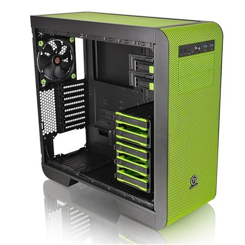 Thermaltake Core V51 Riing Edition Full Tower Pencereli USB 3.0 Kasa CA-1C6-00M8WN-00
