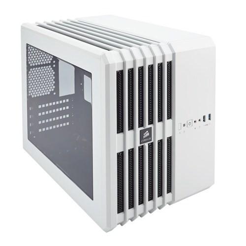Corsair Carbide Air 240 mini-ITX Beyaz Kasa (CC-9011069-WW)