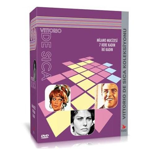 Vittorio De Sica Set (3 Disc - DVD )