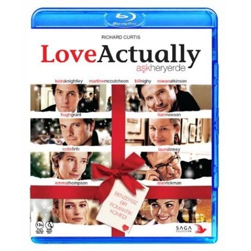 Love Actually (Aşk Her Yerde) (Blu-Ray Disc)