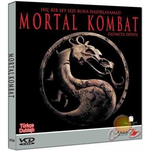 Ölümcül Dövüş (Mortal Kombat) ( VCD )
