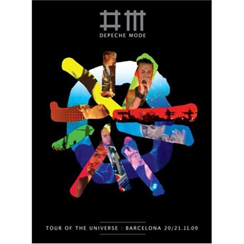 Depeche Mode - Tour Of The Universe (Blu-Ray Disc) (2 Disc)