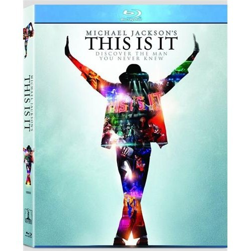 This Is It (Michael Jackson) (Blu-Ray Disc)