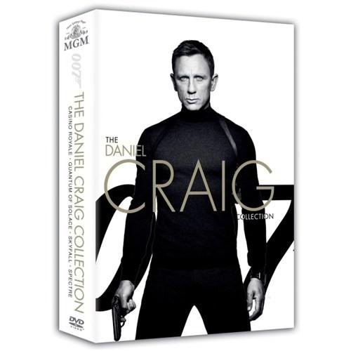 Daniel Craig Collection (DVD)