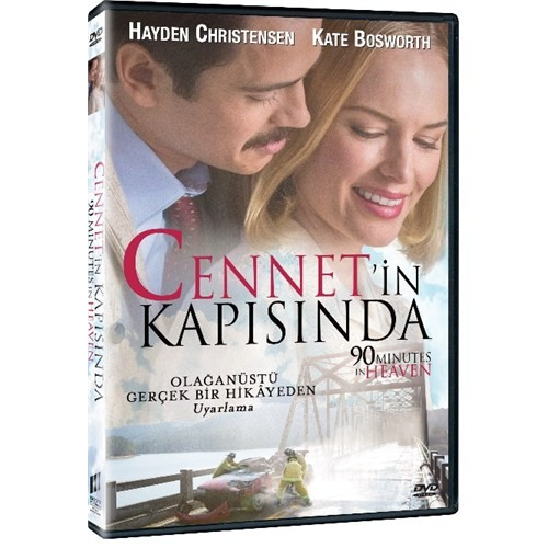 90 Minutes İn Heaven (Cennetin Kapisinda) (DVD)