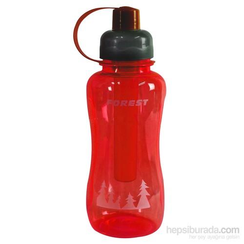 Hardymix Soğuk Tutucu Hazneli Matara 600 Ml-Kırmızı