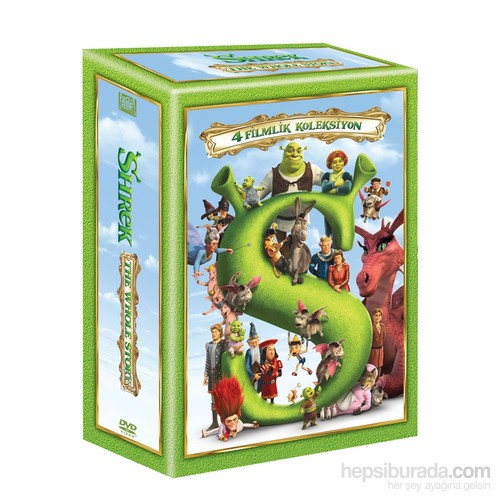 Shrek Box Set