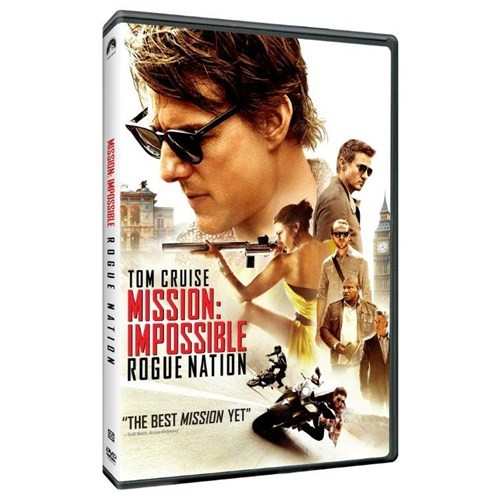 Mission İmpossible 5: Rouge Nation (DVD)