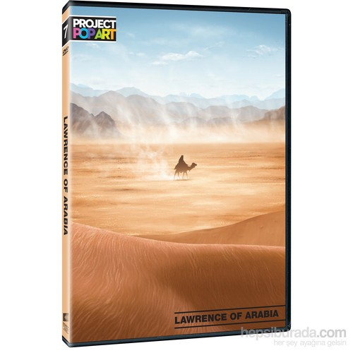 Lawrance Of Arabia (Arabistanlı Lawrance) (DVD)