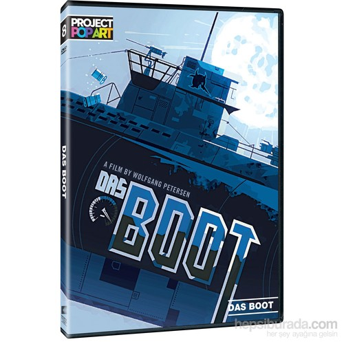 Das Boot (Denizaltı) (DVD)