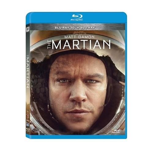 The Martian (Marslı) (3D Blu-Ray Disc)