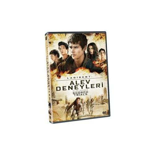 Maze Runner: The Scorch Trials (Labirent: Alev Deneyleri) (DVD)