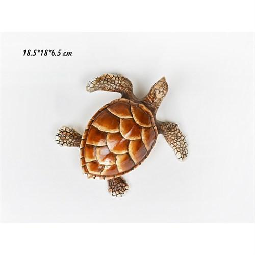 Lucky Art Kaplumbağa Biblo - 18 Cm