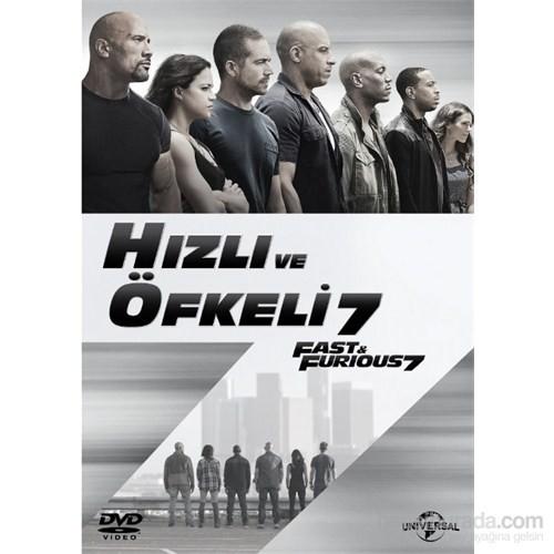 Fast&Furious 7 (Hızlı ve Öfkeli) (DVD)