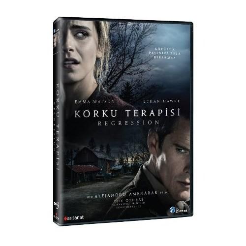 Regression (Korku Terapisi) (DVD)