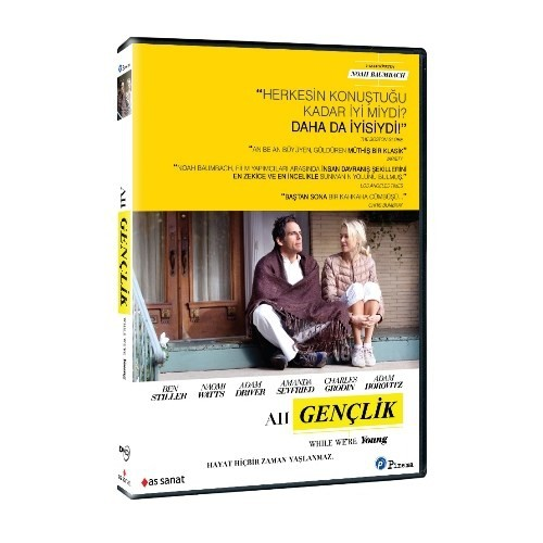 While We're Young (Ah Gençlik) (DVD)