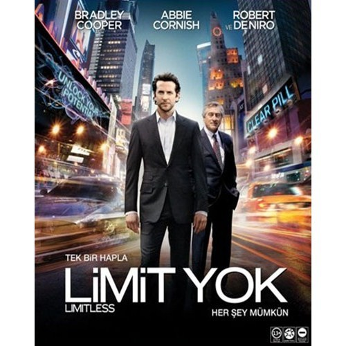 Limitless (Limit Yok) (Blu-Ray Disc)