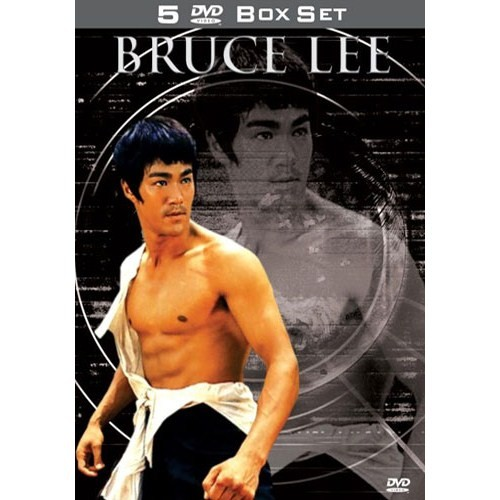 Bruce Lee Box Set (5 Film 5 DVD)